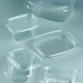 Bakjes helder – PS – pactiv salad cases