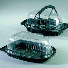 Kunststofbakjes voor bereide gerechten – microwave bestendig – Pactiv