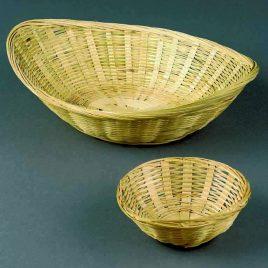 Mandjes – bamboe
