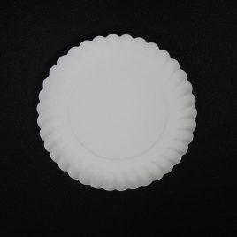 Kartonnen borden – wit