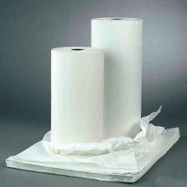 Gebleekt zijdepapier  – toogbobijnen 22gr/m² ø 20cm