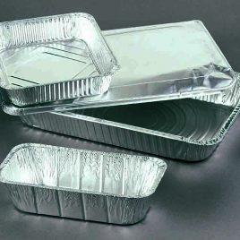 Aluminium gastronormbakken
