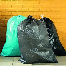 Standaard vuilniszakken