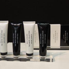 Black & White collection parfum lemon verbena